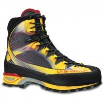 La Sportiva Trango Cube GTX Mountaineering Boots - Black/Yellow