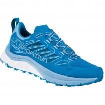 La Sportiva Jackal Running Shoe - Women's - Neptune/Pacific Blue