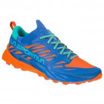 La Sportiva Kaptiva Running Shoe - Womens - Marine Blue/Aqua