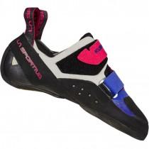 La Sportiva Kubo Climbing Shoe - Women's - Royal/Love Potion