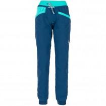 La Sportiva Mantra Women's Climbing Pants - Opal/Aqua