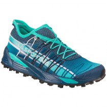 LA SPORTIVA - Mutant Trail Running Shoe - Women's - Opal/Aqua