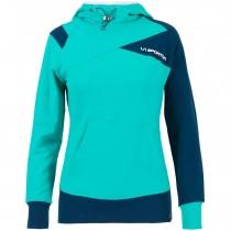 La Sportiva Squamish Women's Hoody - Aqua/Opal