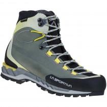 La Sportiva Trango Tech Leather GTX Mountain Hiking Boots - Women's - Clay/Celery
