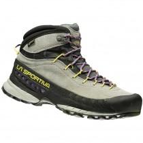 La Sportiva TX4 Mid GTX Approach Shoe - Women's - Grey/Purple