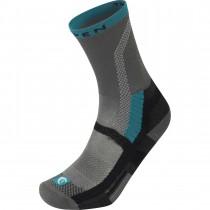 Lorpen T3 Light Hiker Socks - Men's - Grey/Blue
