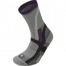 Lorpen T3 Light Hiker Socks - Women's - Grey/Plum