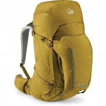 Lowe Alpine Altus ND50:55 Women's Hiking Rucksack - Golden Palm