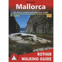 Mallorca: the finest coastal and mountain walks by Bergverlag Rother