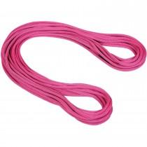 Mammut Infinity 9.5mm DRY Single Rope - 50m - Pink/Zen