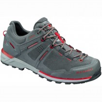 Mammut Alnasca Low GTX® Climbing Approach Shoes - Graphite-Magma