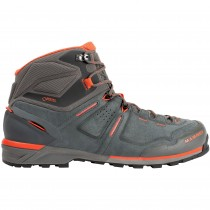 Mammut Alnasca Pro Mid Men's GTX Boots - Graphite/Zion