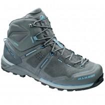 Mammut Alnasca Pro Mid Men's GTX® Boots - Graphite/Cloud
