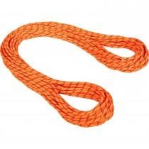 Mammut 8.7 Alpine Sender Dry Rope - Safety Orange/Black
