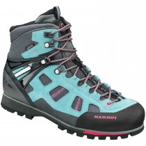Mammut Ayako High Women's GTX Hiking Boots - Dark Air/Magenta