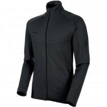 Nair ML Fleece Jacket - Mens - Black Melange