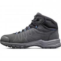 Mammut Mercury III Mid Men's GTX Boots - Black Dark/Gentian