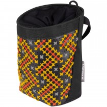 Mammut Stitch Chalkbag - Black