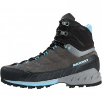 Mammut Kento Tour High GTX - Women's - Dark Titanium/Whisper