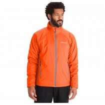 Marmot Ether DriClime 2.0 Hoody - Men's - Red Sun