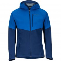 Marmot ROM Men's Softshell Jacket - Dark Cerulean/Arctic Navy