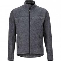 Marmot Pisgah Fleece Jacket - Men's - Dark Steel