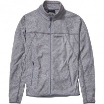 Marmot Pisgah Fleece Jacket - Men's - Steel Onyx