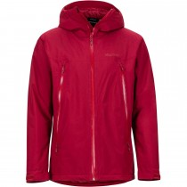 Marmot Solaris Waterproof Jacket - Men's - Brick