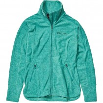 Marmot Pisgah Fleece Jacket - Women's - Deep Jungle