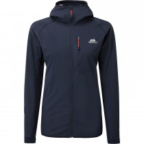 Mountain Equipment Switch Pro Hooded Jacket - Women's - Cosmos