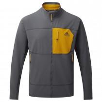 Mountain Equipment Arrow Jacket - Men's Fleece - Anvil Grey