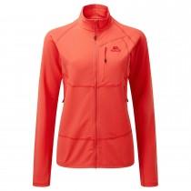 Mountain Equipment Arrow Jacket - Women's Fleece - Pop Red