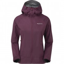 Montane Women's Atomic Jacket - Saskatoon Berry/French Berry