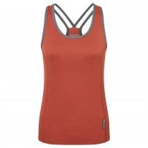 Montane Dart Vest - Women's Baselayer - Uluru Red