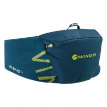 Montane Gecko WP 1+ Running Waist Pack - Narwhal Blue