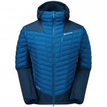 Montane Axis Alpha Insulated Jacket - Men's - Electric Blue