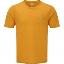 Montane Trad T-Shirt - Men's - Inca Gold