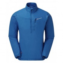 Montane Prism Ultra Pull-On - Men's - Electric Blue/Antarctic Blue