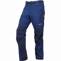 Montane Terra Men's Pants - Baltic Blue/Ink