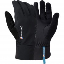 Montane Via Trail Men's Running Gloves - Black