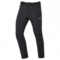 Montane Terra Route Pants - Men's Softshell - Black
