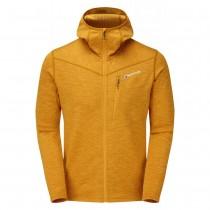 Montane Protium Hoodie - Men's Fleece - Inca Gold