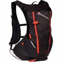 Montane Trailblazer 8 Running Pack - Charcoal/Firefly Orange