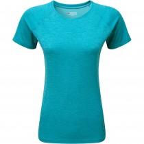 Montane Dart Women's T-shirt - Blue Ridge