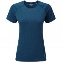 Montane Dart T-Shirt - Women's - Narwhal Blue