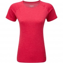 Montane Dart Women's T-shirt - French Berry