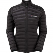 Montane Women's Featherlite Down Micro Jacket - Black