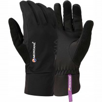 Montane Via Trail Women's Running Gloves - Black