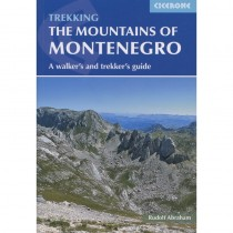 Trekking the Mountains of Montenegro by Cicerone