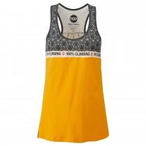Moon Ribbon Vest - Women's - Grey/Stone/Gold
